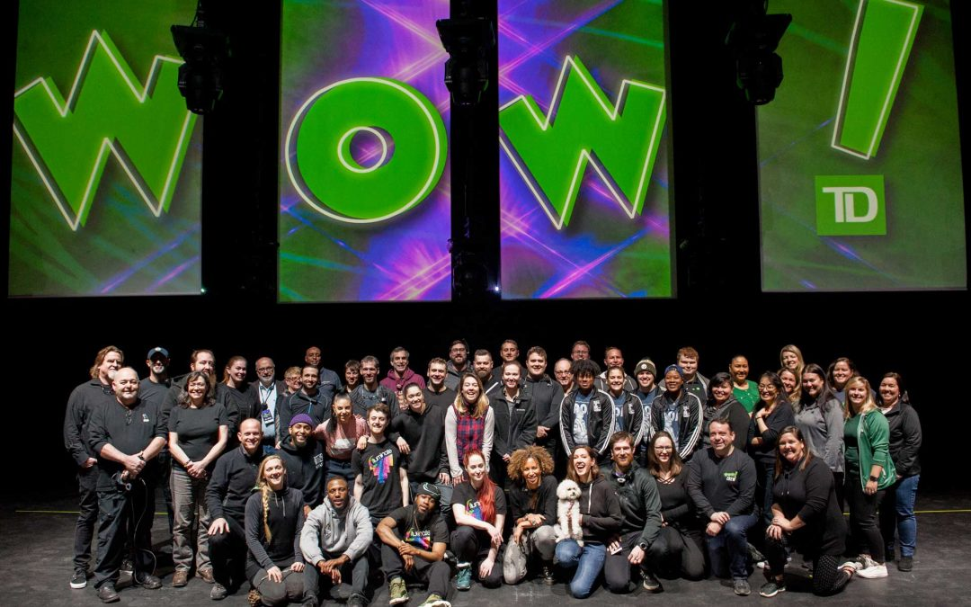TD Bank WOW! Awards Tour