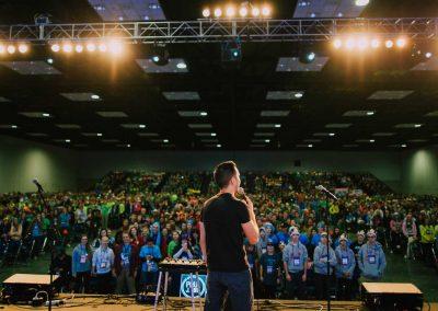 National Catholic Youth Conference - Workshop Stage